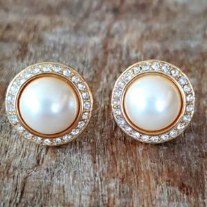 Authentic Vintage Dior Earrings